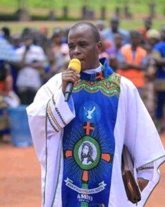 Fr Ejikeme Mbaka