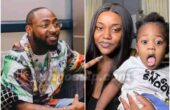 Chioma Allegedly Moves Out Of Davido's House