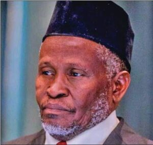 Tanko Mohammed Chief Justice of Nigeria